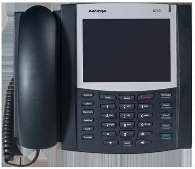 Aastra 6739i business phone